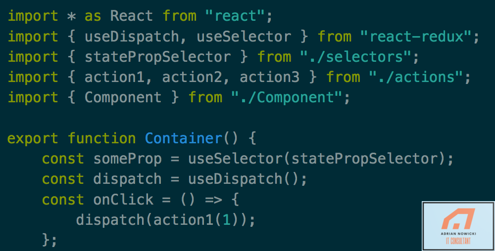How to test a React component that uses useDispatch under the hood?